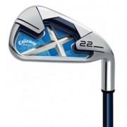 Cheap Callaway Ladies X-22 Iron Set for Sale! Price$310