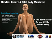 A Total Body Makeover for only $299 For Flawless Beauty!