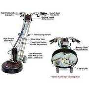 Carpet,  Upholstery,  Grout  professional cleaning equipment like new.