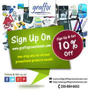 Graffix Promotional - Customised Promotional Products Canada