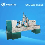 Cnc Wood Lathe Kit For Baluster Making
