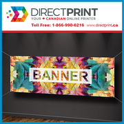 Custom Vinyl banners - PRINT