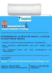 Rosemere Air climatisé mural | Daikin climatiseur mural