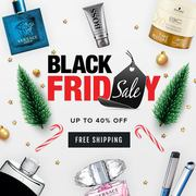 Black Friday Sale - Up to 40% Off on Beauty Products | Beautébar