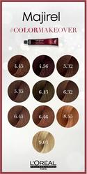 L'ORÉAL Professionnel Majirel Makeover   Hair Color For Women