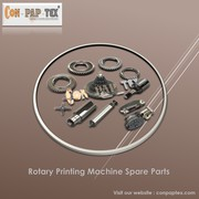 Rotary Printing Machine Spare Parts at Best Price