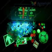 Glowing paints and products. Profitable terms of cooperation.